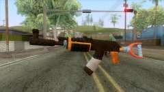 Improvised AK-47 Rifle para GTA San Andreas