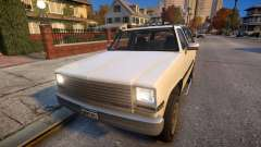 Demasse Rancher 2Door SUV para GTA 4