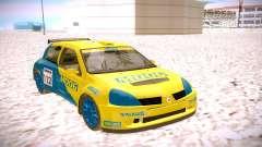 Renault Clio para GTA San Andreas