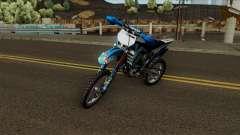 TM MX 450 F para GTA San Andreas