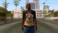 Shantae T-Shirt 1 para GTA San Andreas