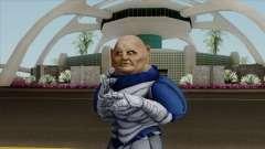 Doctor Who The Adventure Games Sontaran para GTA San Andreas