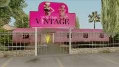 Nuevo club de striptease en el Hueso del Condado para GTA San Andreas