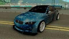 BMW M3 GTS (E92) Liberty Walk 2010 para GTA San Andreas