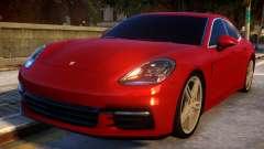 Porsche Panamera 2017 para GTA 4