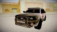 Toyota Land Cruiser 200 para GTA San Andreas