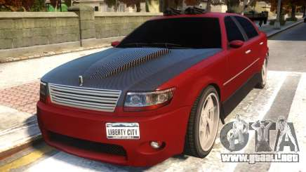 Tuning Washington para GTA 4