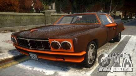Yardie Lobo para GTA 4