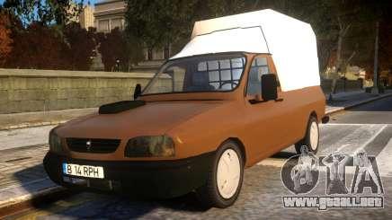 Dacia PickUp Cab para GTA 4
