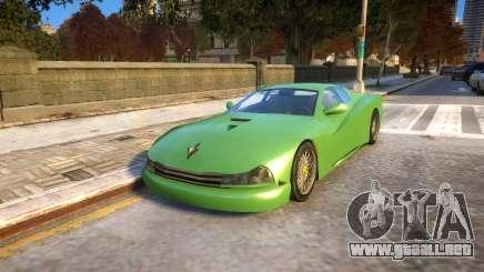 Cheetah 2001 para GTA 4