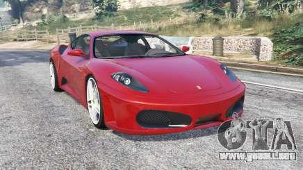 Ferrari F430 2004 v1.1 [replace] para GTA 5