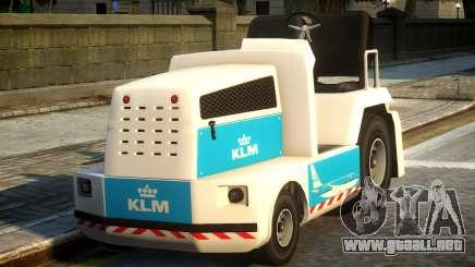 KLM Airtug para GTA 4