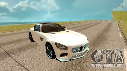 Mercedes-Benz AMG GT LP CARS para GTA San Andreas
