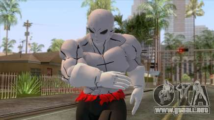 Jiren Shirtless Skin para GTA San Andreas