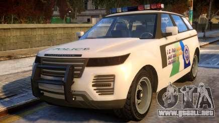 Polpatriot 2015 para GTA 4