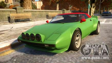 Lampadati Tropos Rallye V1.1 para GTA 4