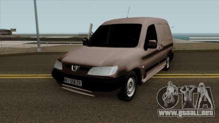 Peugeot Partner Mk1 para GTA San Andreas