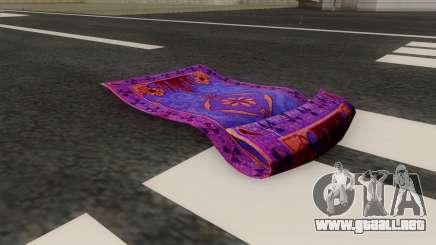 Alfombra Alladi para GTA San Andreas