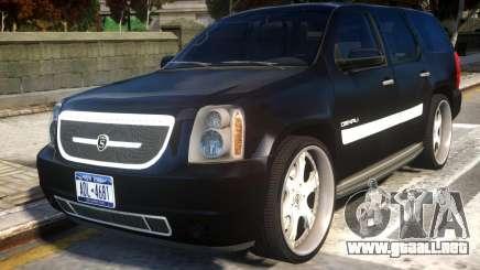GMC Yukon Denali 2008 v1.0 para GTA 4