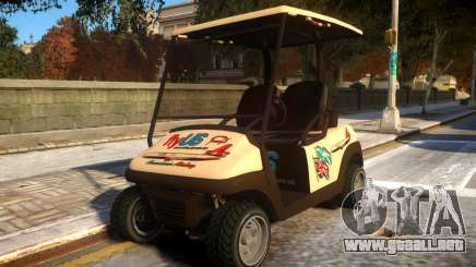 New Airtug para GTA 4