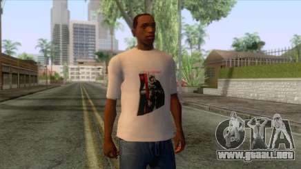 Star Wars - Captain Phasma T-Shirt para GTA San Andreas
