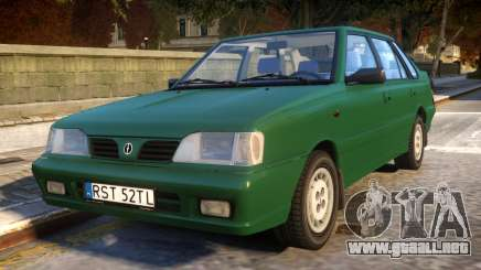 Daewoo-FSO Polonez Atu Plus GSI 1998 para GTA 4