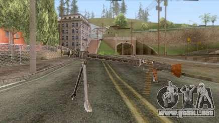 MG-42 Machine Gun v1 para GTA San Andreas