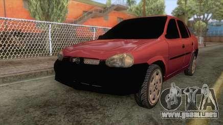 Opel Corsa Classic Tunavel para GTA San Andreas