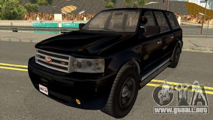 GTA V Vapid FBI Rancher para GTA San Andreas