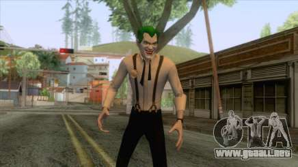 Injustice 2 - Last Laugh Joker Skin 1 para GTA San Andreas