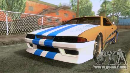 The Fast and the Furious Elegy para GTA San Andreas