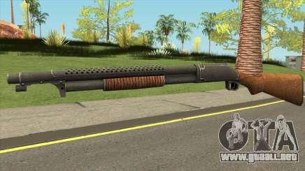 Winchester M1897 para GTA San Andreas
