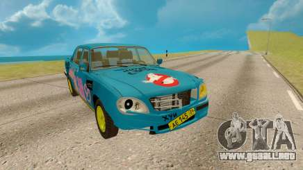 Volga 31105 para GTA San Andreas