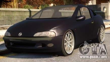 Opel Tigra Mk1 para GTA 4