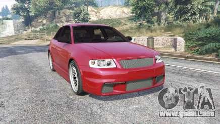 Audi A3 (8L) 2003 [replace] para GTA 5