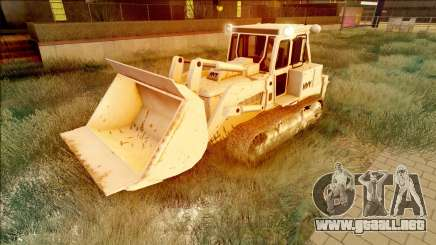 HVY Bulldozer GTA V Next Gen SA Lights para GTA San Andreas
