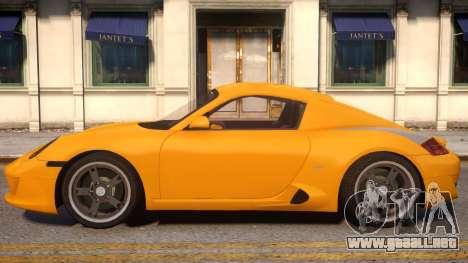 Ruf RK Coupe para GTA 4