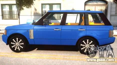 Range Rover 2009 para GTA 4