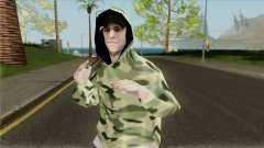 Bmost en Camuflaje para GTA San Andreas