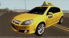 Opel Astra Taxi para GTA San Andreas