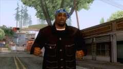 Crips & Bloods Fam Skin 8 para GTA San Andreas
