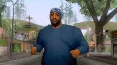 Crips & Bloods Fam Skin 1 para GTA San Andreas