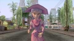 Winx Butterflix Adventures - Eldora Skin para GTA San Andreas