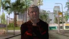 The Hum Abductions - Player Skin para GTA San Andreas