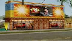 El Club de boxeo Rocky Balboa en Grove Street para GTA San Andreas