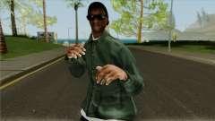 Ryder Masked Skin (Legacy Version) para GTA San Andreas