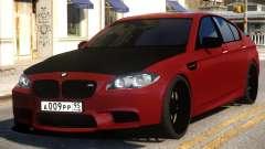 BMW M5 F10 para GTA 4