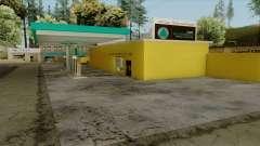 Dillimore Petrorimau Gas Station para GTA San Andreas