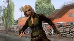 Marvel Future Fight - Black Widow (Infinity War) para GTA San Andreas