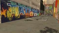 Wild Walls para GTA San Andreas